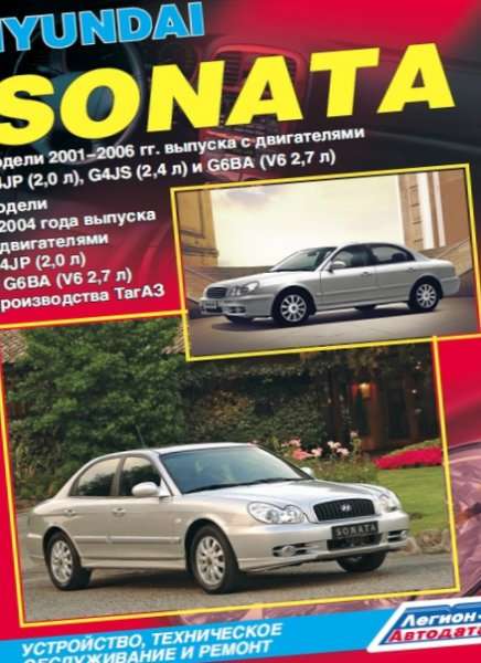 Hyundai Sonata Руководство По Эксплуатации