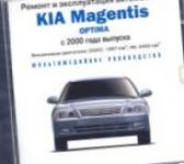 Компакт-диск KIA Magentis, Optima с 2000 года