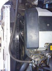 Кожух радиатора с удлиняющим кольцом.