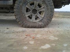 Toyo MT 255/85R16 0.5атм