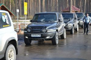 Автопробег корандоводов «Москва – Брест – Москва» (16-18.03.12)
