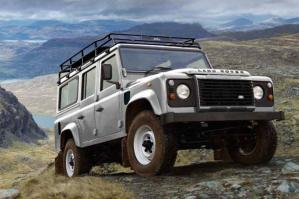 Автомобиль Defender Secret Edition доступен в одном пятиместном варианте  110SW, кузов которого – универсал.