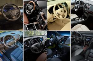 Вашему вниманию представлен перечень машин с лучшими автоинтерьерами 2013 года