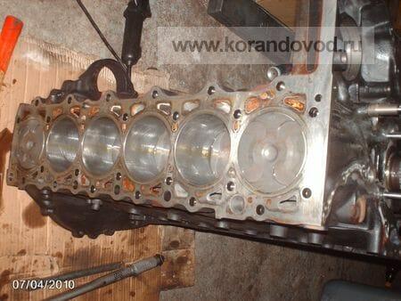 1 - Откапиталенный мотор OM606