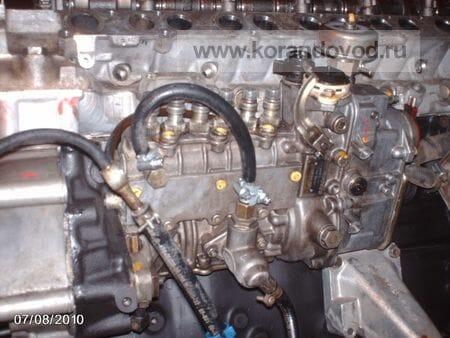 4 - Механический ТНВД