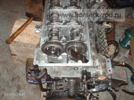 5 - Мотор двухвальный
