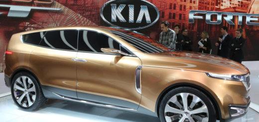 В Чикаго на автосалоне корейцы продемонстрировали прототип, являющийся «вседорожным» развитием темы, которая задана спортивным седаном Kia GT - Cross GT.