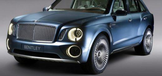 Название новой модели Bentley до сих пор остаётся неизвестным, хотя ранее внедорожник называли  Falcon. Этот автомобиль играет важную роль в планах британского производителя по увеличению объёма продаж - к 2018 году – 15000 единиц.