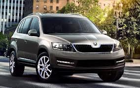 Крупный внедорожник по размерам превзойдёт имеющийся кроссовер Skoda Yeti и даже Volkswagen Touareg.