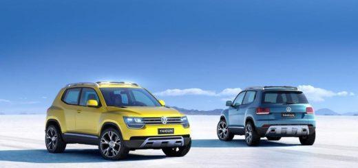 Главный дизайнер автоконцерна Volkswagen Клаус Бишофф сообщил, что в следующем году будет произведён новый кроссовер VW Taigun.