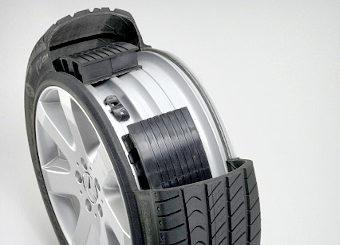 Согласно итоговым данным опроса владельцев авто премиум-класса, резина Run-Flat набрала 728 баллов (по 1000-бальной шкале), а показатель обычных шин равен 739 баллам.