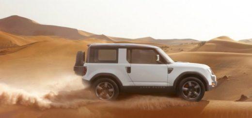 Land Rover SUV за $27 500 британский производитель представит совсем скоро.