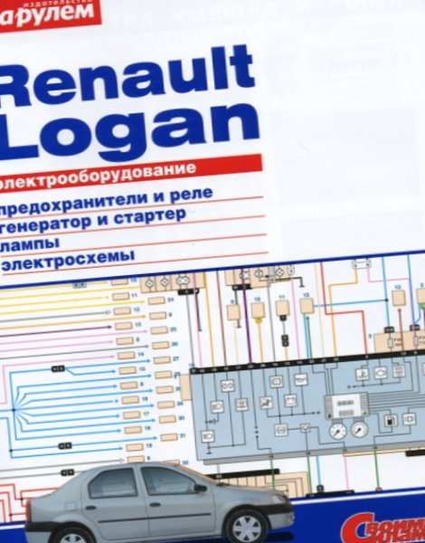 Руководство Renault Logan