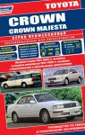 Руководство Toyota Crown, Crown Majesta Модели 1991-1995, 1999 года