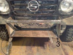 фото3 - изготовление бампера для корандо