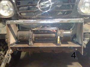 Фото 4 - Изготовление бампера