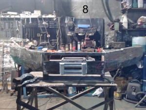 Фото 8 - Изготовление силового бампера