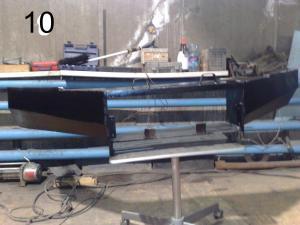 Фото 10  Изготовление силового бампера