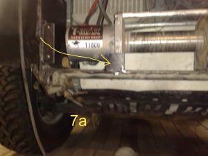 Фото 7а : Изготовление силового бампера для Корандо