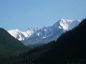 Ледники Горный Алтай