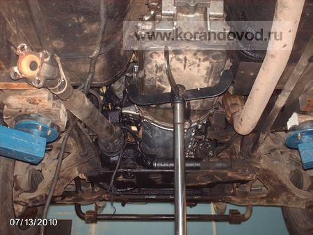 11 - На потеки масла попрошу не обращать внимания – натекло при снятии мотора