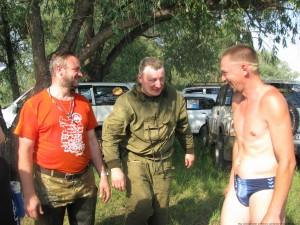 Участники соревнований в классе экстрим выражают глубокую благодарность организатору 3-го слета в г.Омске