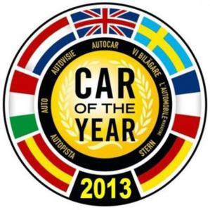 Стали известны окончательные результаты голосования жюри Car of the Year 2013