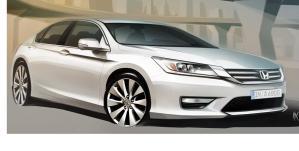 Хонда Аккорд девятого поколения - для России