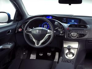 Самая безопасная в плане токсичности машина - Honda Civic.